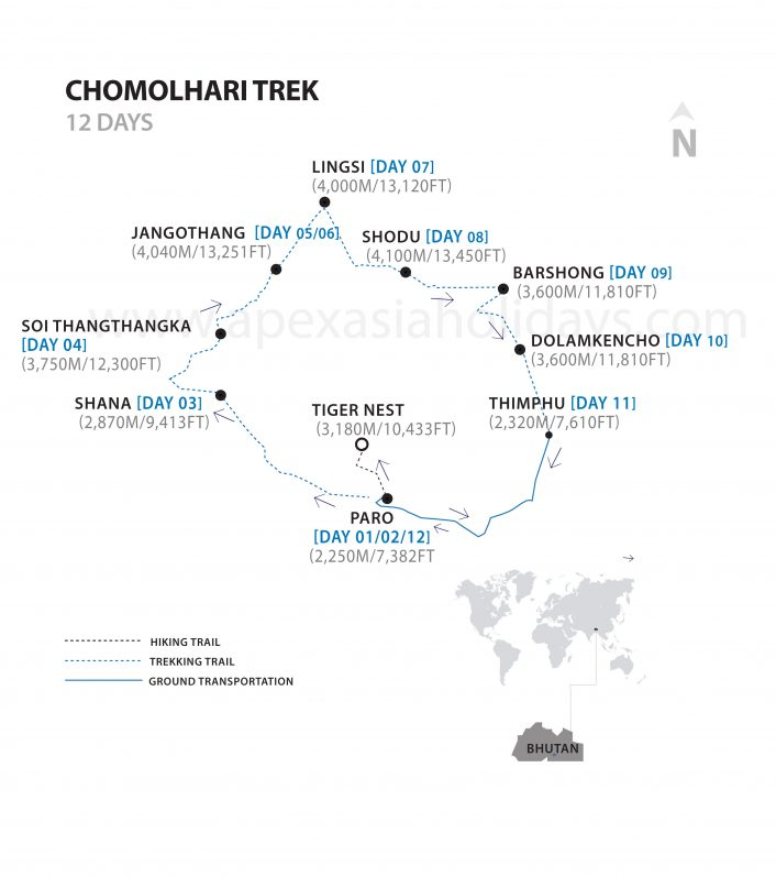Chomolhari-Trek_Detailed_Map_Bhutan-Trip