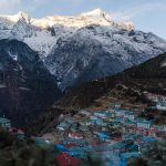 Namche Bazaar- Everest Base Camp Trek in Everest region with Apex Asia Holidays