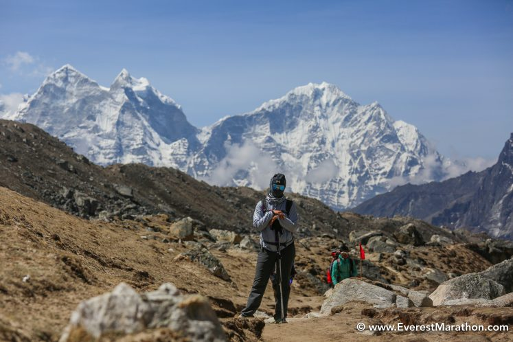 Everest Marathon 2017 - MJ (Photo by Anuj D Adhikary) (1 of 12)