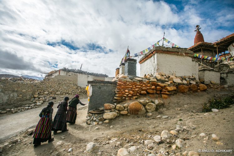 Upper Mustang with Apex Asia Holidays