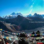 Mt-Everest-From Gokyo Ri at Everest trekking Region