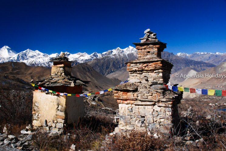 It is a memorial pass en route of Annapurna Circuit Trek and tilicho lake trek