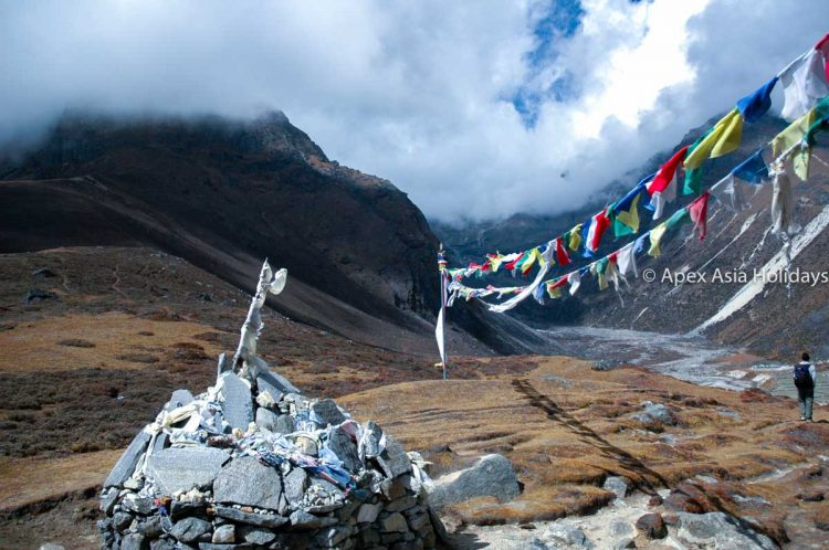 Trekking to Gokyo Valley to Everest Base Camp