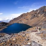 Along the route of Langtan Valley Gosaikunda Trek