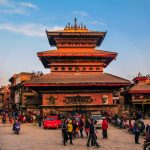 Bhairabnath Temple in Bhaktapur Durbar Square
