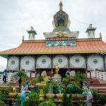 Buddhist Religious Site in Lumbini