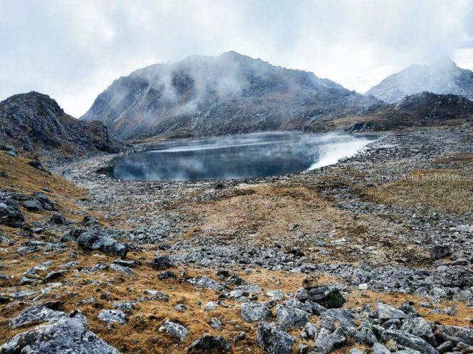 Gosaikunda Lake enroute of Langtang Valley Gosaikunda Treking