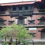Kumari House in Kathmandu Valley Hilights Tour in Bashantapur Durbar Square