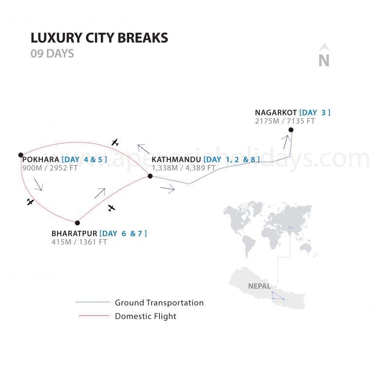 Luxury-City-Breaks-Detailed-Map