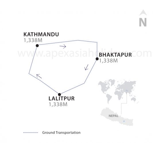 Luxury-Tours-Nepal-Thumbnail-map