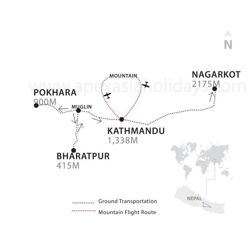 Nepal-Vista-Tour-Thumbnail-map