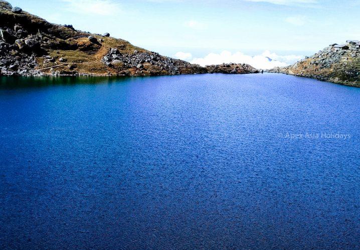 One of the most beautiful Himalayan Lake in Lantang Trekking Region- Gosaikunda Lake Trek