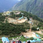 Sagarmatha National Park en route of Everest Panorama Luxury trek with Apex Asia Holidays
