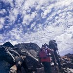 Trekkers are heading to Gosaikunda Lake Trekking in Lantang Region