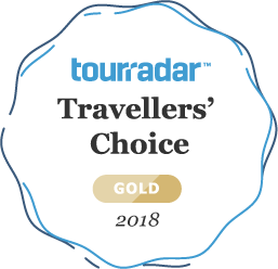 Tour Radar Gold Awarded Agency