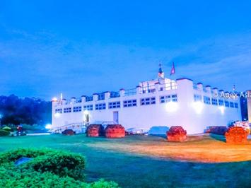 Lumbini- Mayadevi Temple