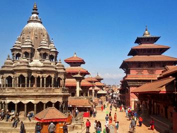 Patan Durbar Square - Lalitpur with Apex Asia Holidays. We make your holidays fun.