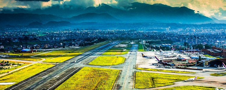 Tribhuwan International Airport Kathmandu