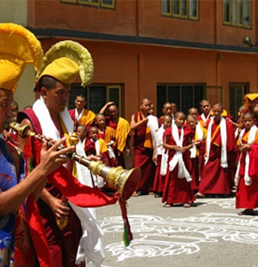 Dumji Festival in Nepal with Apex Asia Holidays