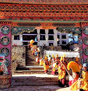 Mani Rimdu Festival - Shepra Festival in Tengboche