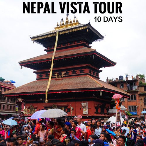 Nepal Vista Tour with Apex Asia Holidays