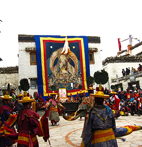 Tiji Festival in Upper Mustang with Apex Asia Holidays