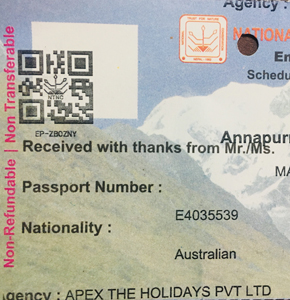 Where and how we get the permits for Nepal Trekking and climbing