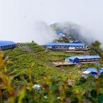 Highcamp town of Mardi Himal Base Camp Trek