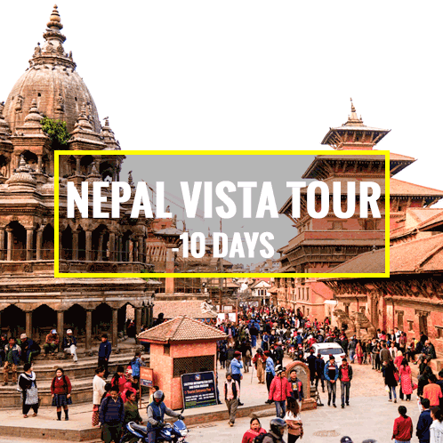 Nepal Vista Tour, which is a very good trip of Nepal that is operating by Apex Asia Holidays as featured trip of Nepal